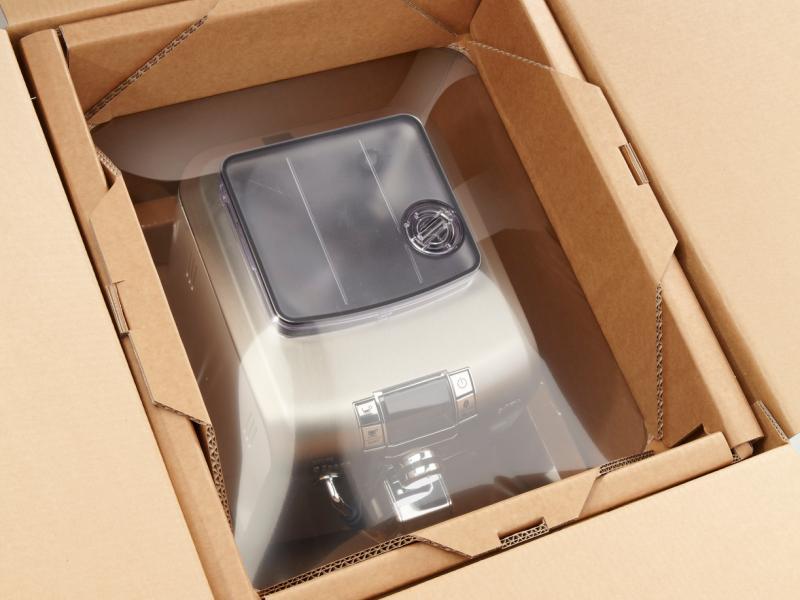 Korrvu fixeerverpakking