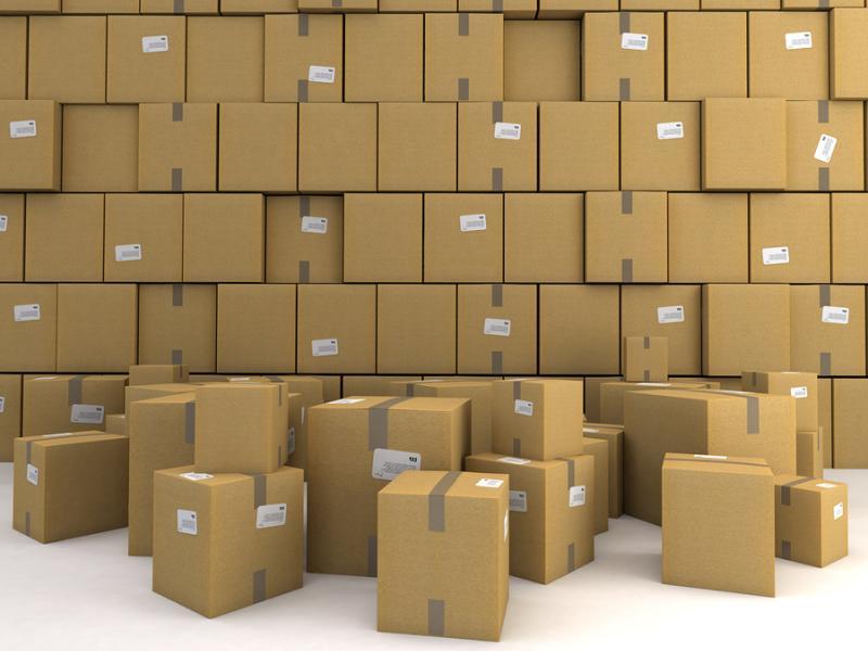 Kartonnen dozen